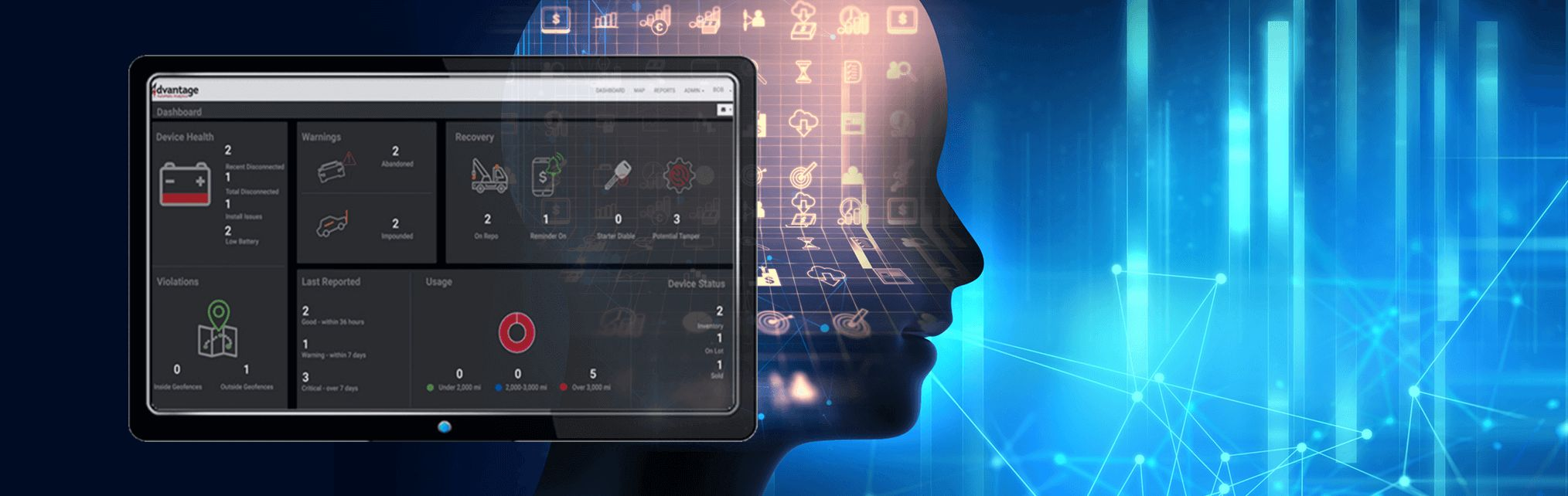 Intelligence Powered by Artificial Intelligence by Advantage GPS