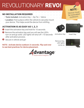 Revo-Activation-Guide-th-Advantage GPS