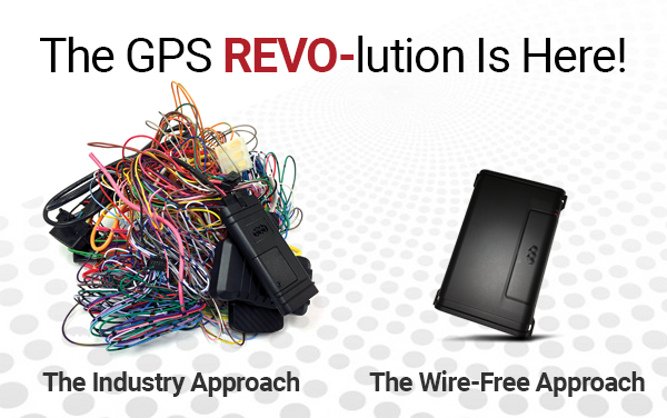 We Started the Revo-lution - Advantage GPS