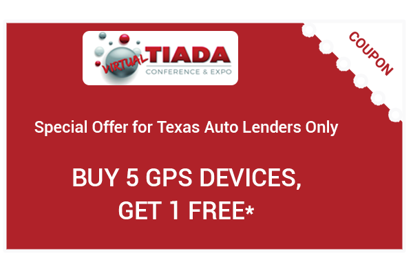 Coupon - Texas Lenders Only - Advantage Automotive Analytics