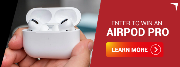 Enter to Win - AirPod Pro - NIADA - Advantage GPS