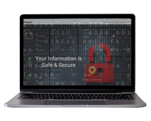 Your Data is Safe and Secure - Advantage GPS